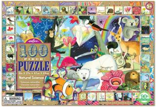 Natural Science - 100 Piece Jigsaw Puzzle