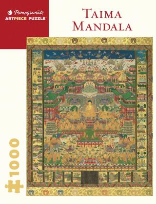Taima Mandala - 1000 Piece Jigsaw Puzzle